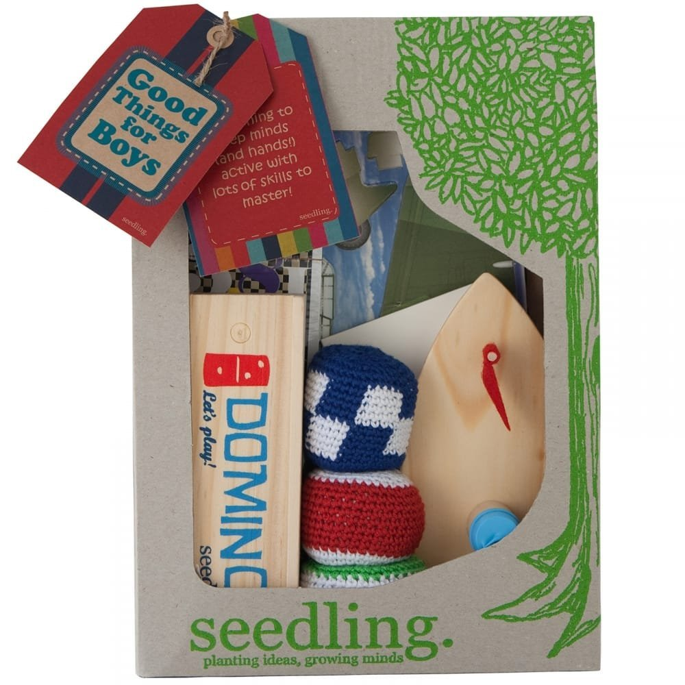 Seedling Good Things for Boys 10GDBYS