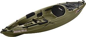 Sun Dolphin Journey 10-Foot SS Fishing Kayak