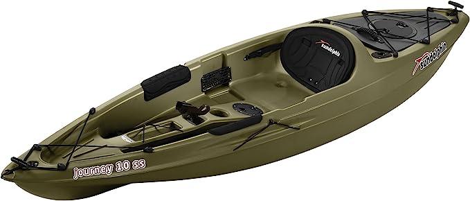 Sun Dolphin Journey 10 ss Fishing Kayak