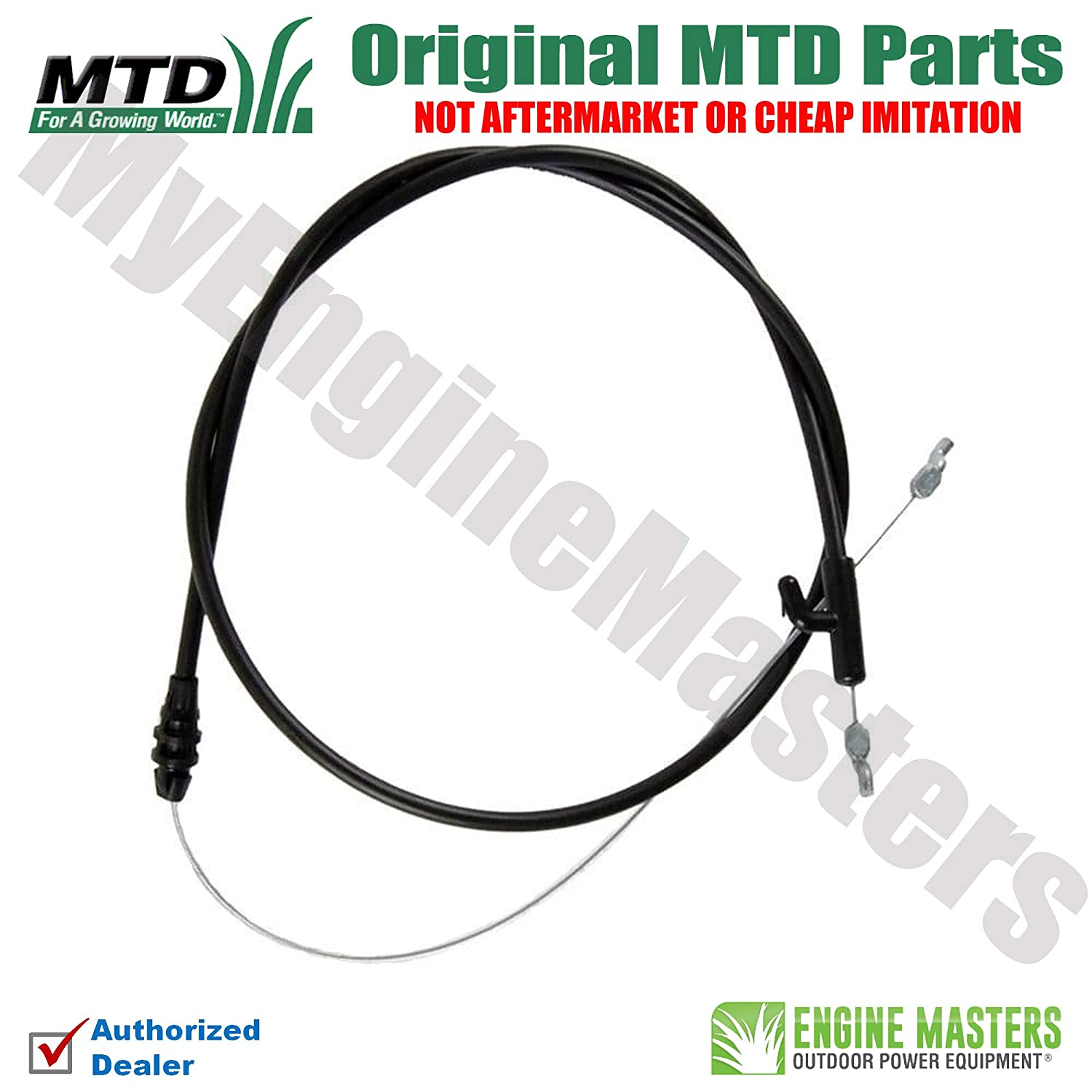 MTD 946-04661A Control Cable