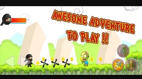 Amazon.com: Super Ninja Warrior Adventures: Appstore for Android