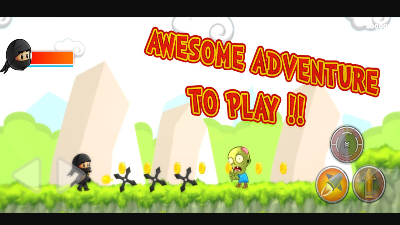 Super Ninja Warrior Adventures: Amazon.es: Appstore para Android