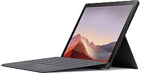 "Microsoft Surface Pro 7 – 12.3"" Touch-Screen - Intel Core i7 - 10th Gen 16GB Memory - 512GB SSD (Latest Model) – Matte Black"