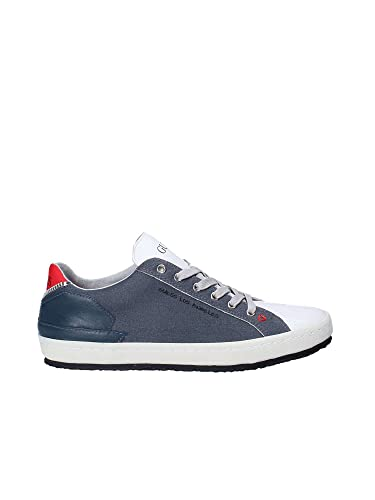 Mens Active Man Trainers, Blue Guess