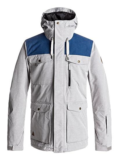 Quiksilver Raft Snow Jacket For Men Eqytj03125 Quiksilver Amazon