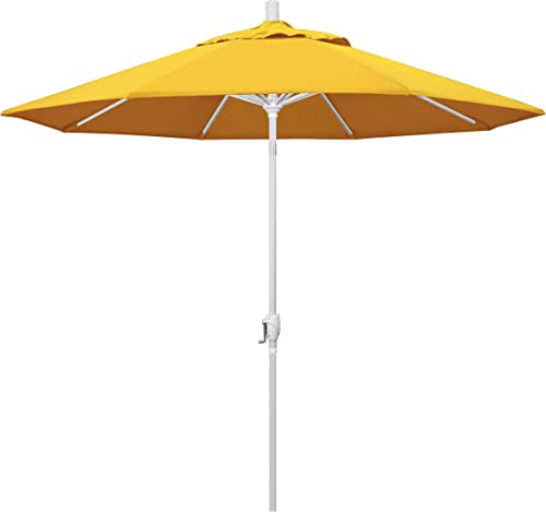 California Umbrella GSPT908170-5457 9' Round Aluminum Market