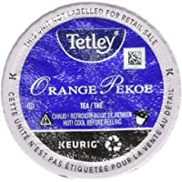 Tetley Orange Pekoe K-Cup Pods, 24 Pack