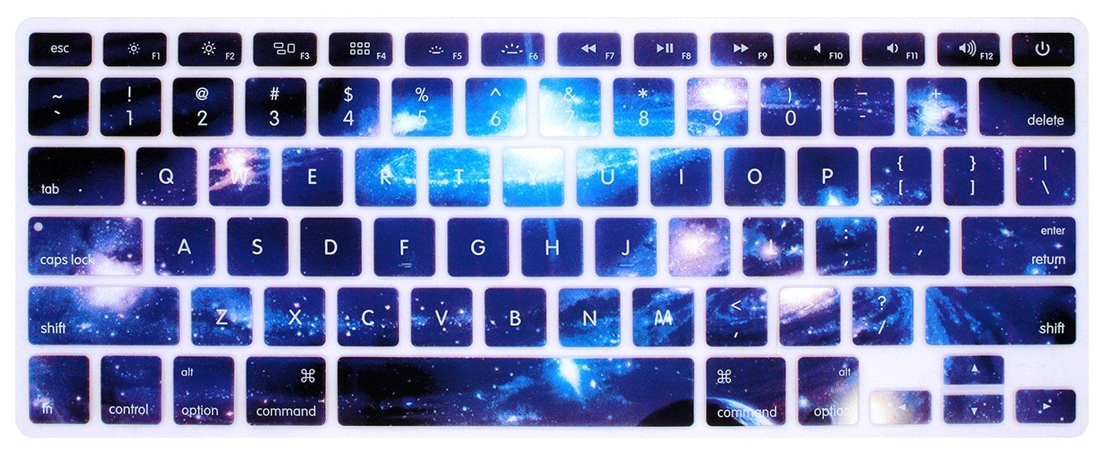 Protector De Teclado Silicona Para Macbook Pro 13 15