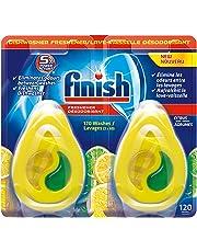 Finish Dishwasher Freshener/Deodorizer, Citrus, 2 Count
