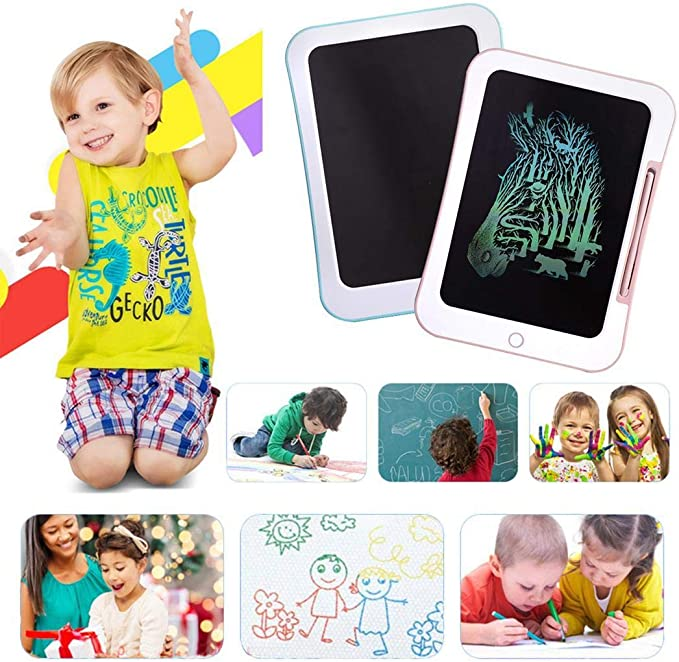 Sunywear 8.5 inch LCD Electronic Hand-Painted Board Children Intelligent Writing Board Graphics Tablets