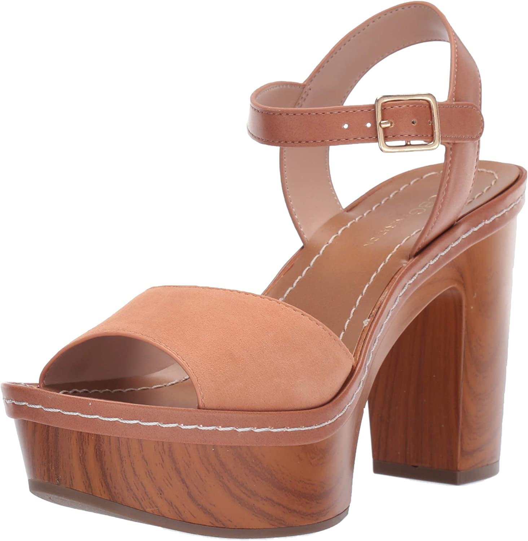 BCBGeneration Women's Popular Branded goods product Zina Sandal Platform Wedge