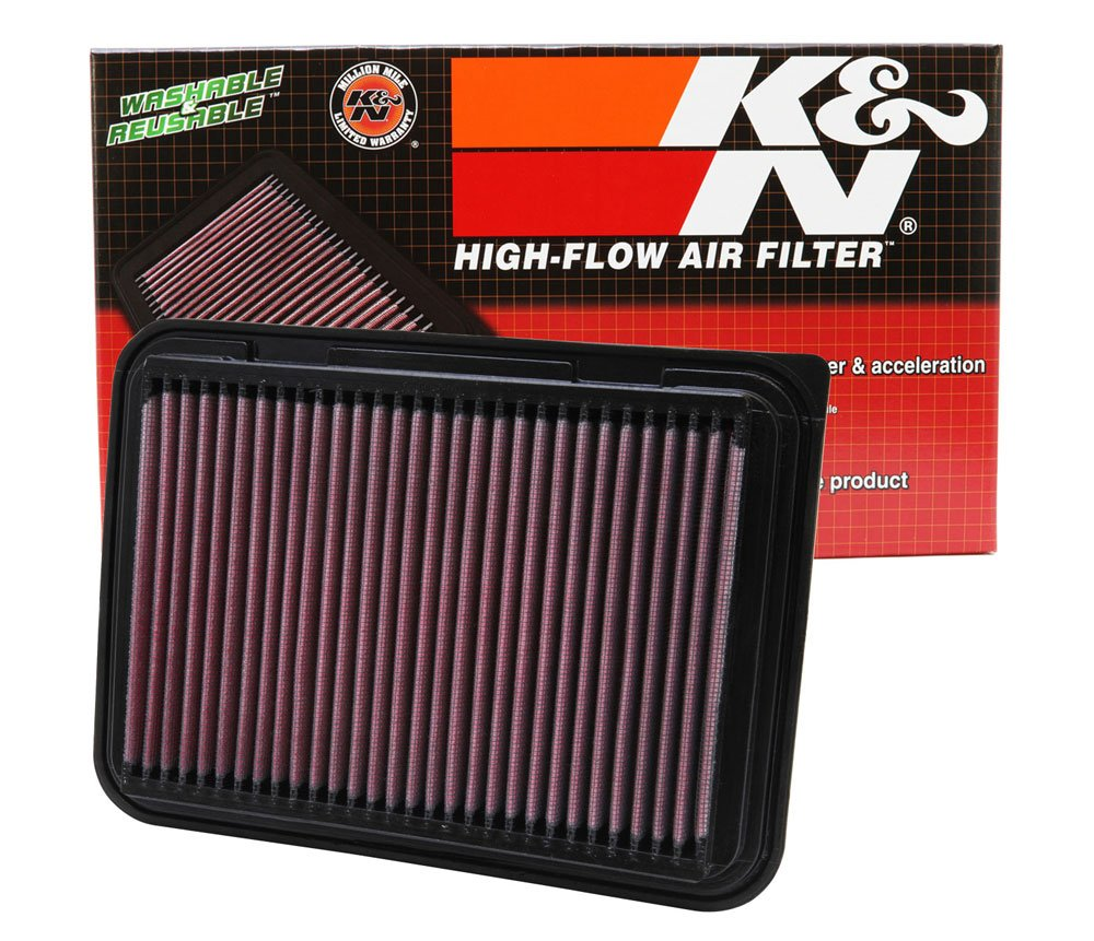 K&N 33-2360 Replacement Air Filter KN Filters Inc. reikos_0019438425_tab01_3044