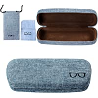 Steady 6 Colors Available Spectacle Cases 1 Pc Protable Light Triangular Fold Glasses Case Eyeglass Sunglasses Protector Hard Box Soft And Antislippery Men's Glasses