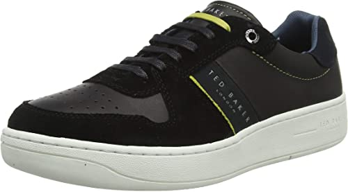 Ted Baker Men's Maloni Trainers, Black