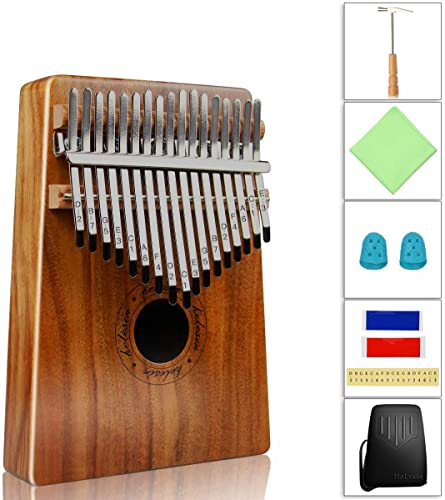 Helesin, Kalimba 17 key Thumb Piano