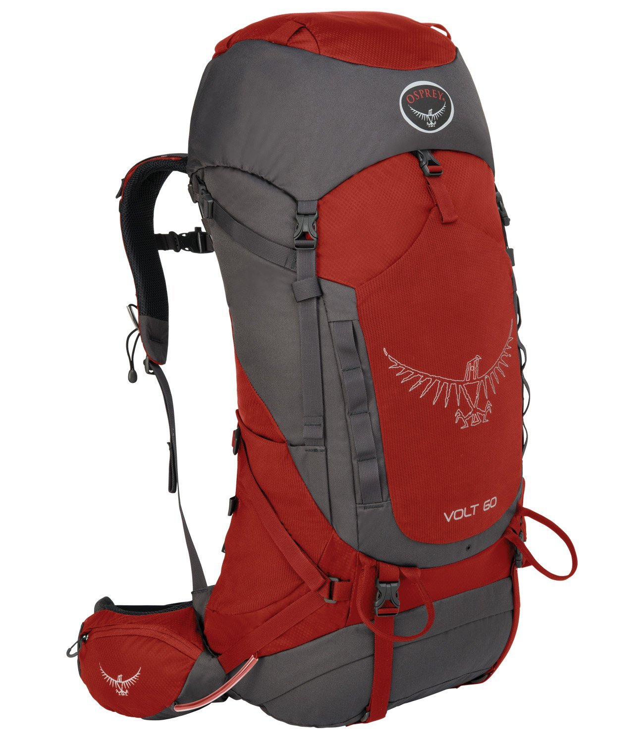 3. Osprey Packs Volt 60 Backpack