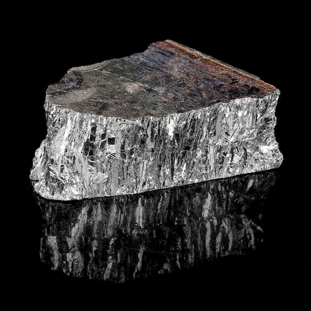 1000 g de bismuto Metal Lingote 99,99/% Geodas de cristal puro para hacer cristales//Se/ñuelos de pesca Bismuto