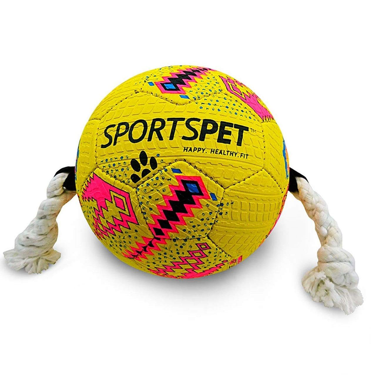 SPORTSPET Sportsport - Balón de fútbol (tamaño 3, 200 g): Amazon ...
