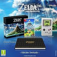 The Legend of Zelda Link's Awakening Collector's Edition Pegi Version