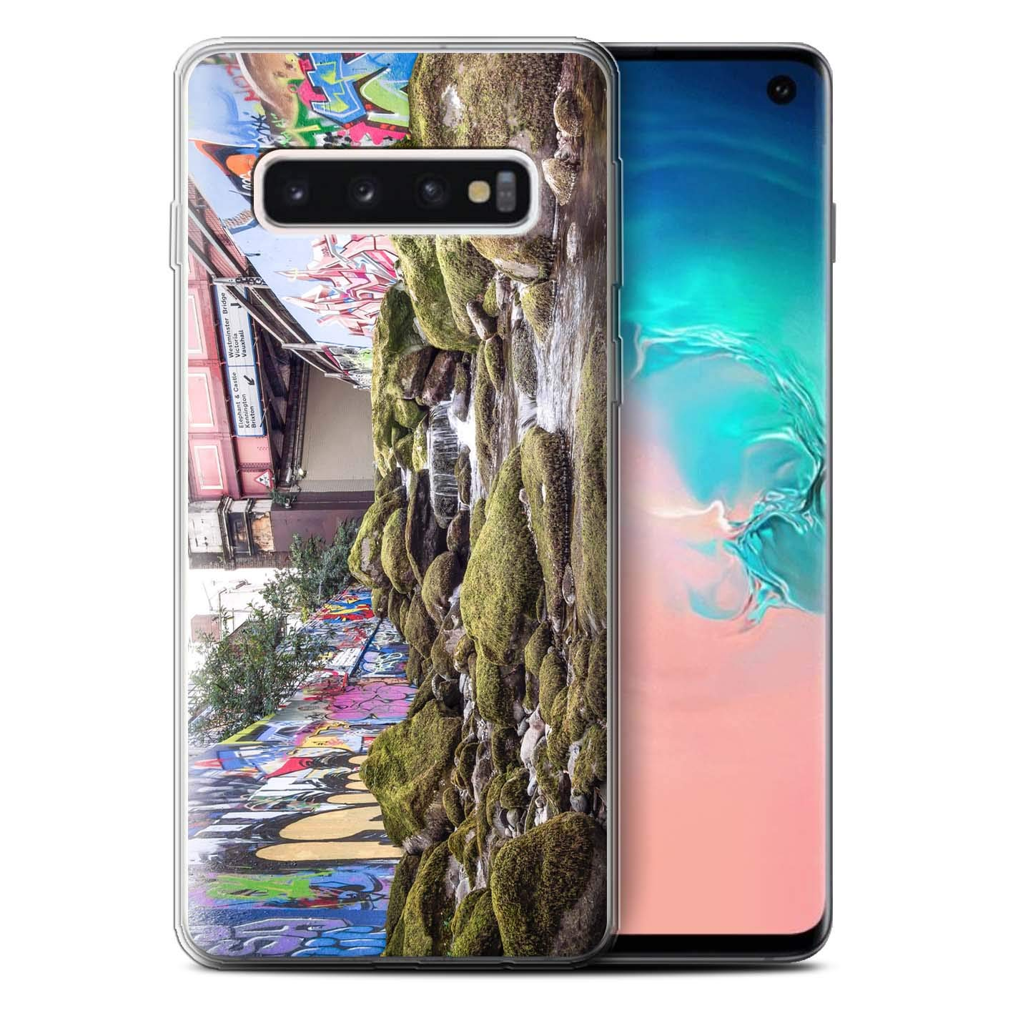 Amazon.com: eSwish Gel TPU Phone Case/Cover for Samsung ...