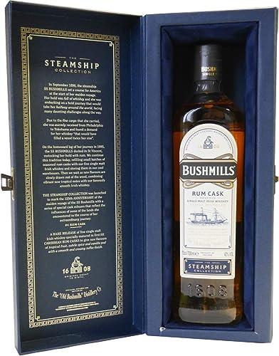 Bushmills Rum Cask (The Steamship Collection)
