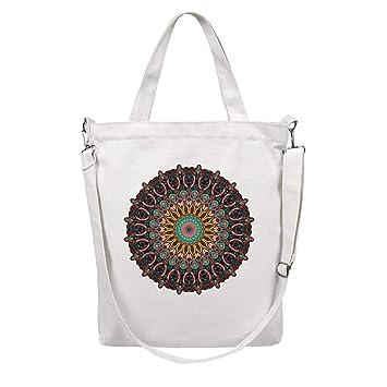 Amazon.com: Bolso de hombro para mujer, bolsa de playa ...