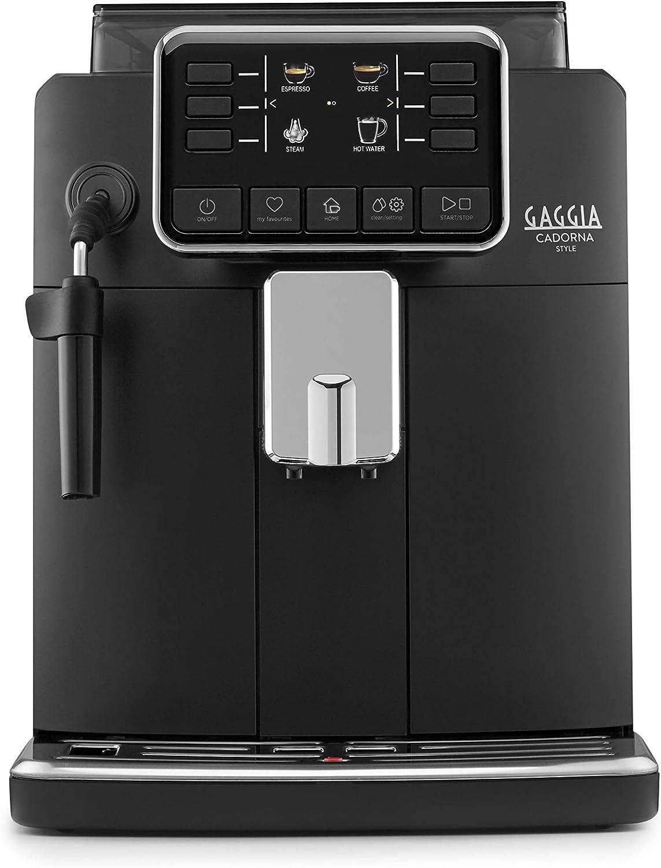 Gaggia Cadorna Style RI9600/01 - Cafetera automática para espresso ...