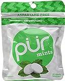Pur Spearmint Mints, 22 g