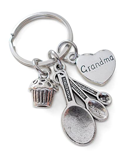 Amazon.com  Grandma s Baking Keychain 708edb701