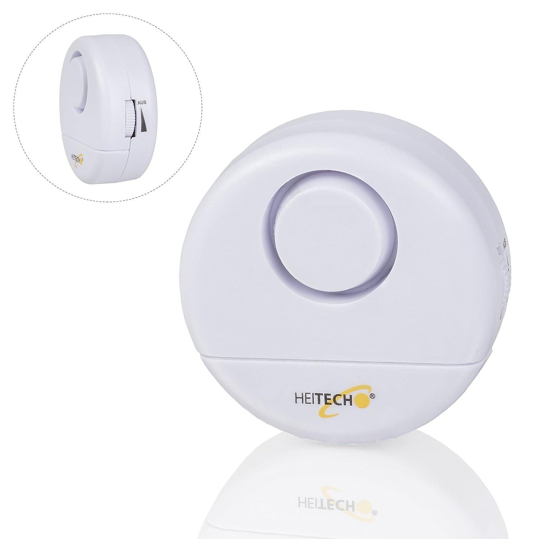 Safe2Home® hochwertiger Glas und Erschütterungs Sensor Alarm - sichert Fenster und Türen und meldet zuverlässig Erschütterungen
