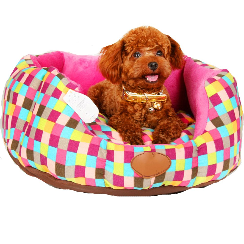 A 454018cm 18167in A 454018cm 18167in LDFN Kennel Cat Litter Box Detachable Cushion Dog Sofa Seasons Universal Anti-bite Litter Pet Winter Bed,A-454018cm 18167in
