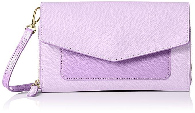 83cfb736d Vera Bradley Ultimate Crossbody, Lilac: Handbags: Amazon.com