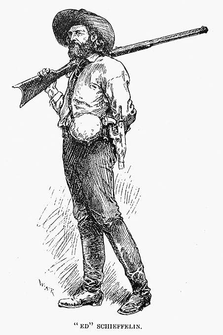 Amazon Com Ed Schieffelin 1847 1897 Namerican Miner And