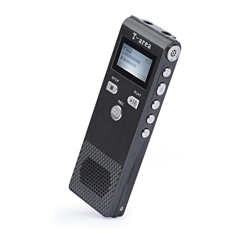 Digital Voice Recorder Pen Voice Activated Recorder 8GB Sound Audio Recorder Portable Mp3 Player Wireless HD Telephone Recorder Double Microphone For ...