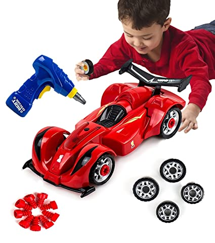 Amazon Com Toys For 3 7 Year Old Toy Cars For Boy Girls Kids Gifts