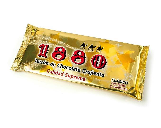 Turrón De Chocolate Crujiente 1880 200G