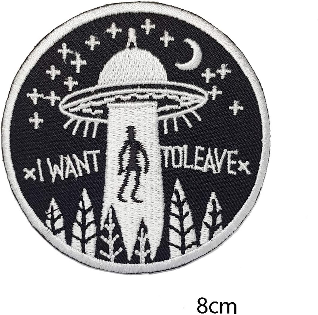 50 Percent Single Oval Shape Popular Character Various Title Embroidery Patches Iron//Sew on Applique Patch