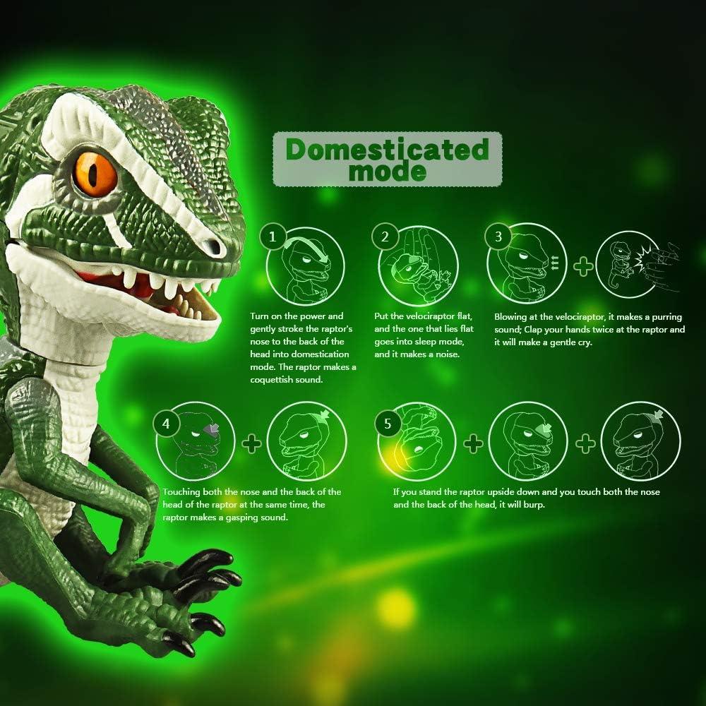 Best Gifts Dreamingbox Finger Dinosaur Toys for Kids