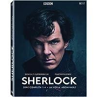 Sherlock - Temporadas 1-4 + La Novia Abominable (5 BDs) [Blu-ray]