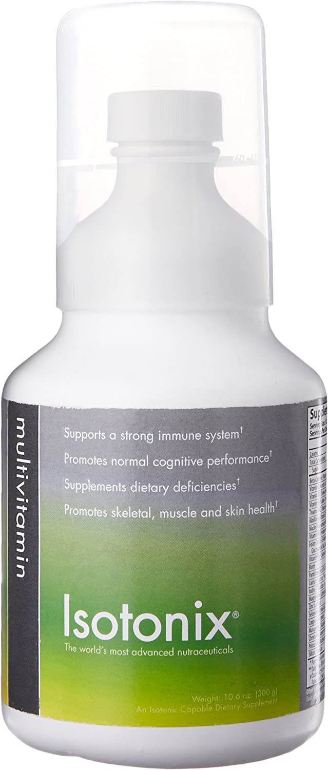 Isotonix Multivitamin without Iron 90 Servings 10.6 Ounce