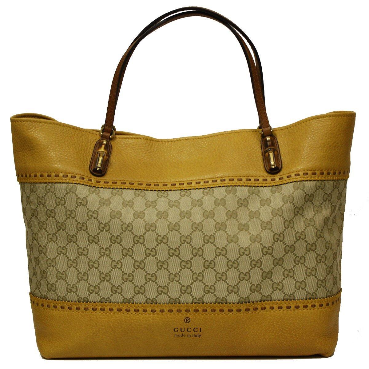 b912f13c228a Amazon.com: Gucci Hilary Lux Diamante Medium Leather Tote Bag 353397 - Cove  Blue: Shoes