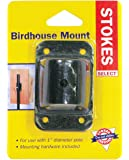 Stokes Select Bird House Mount for One Inch Diameter Pole