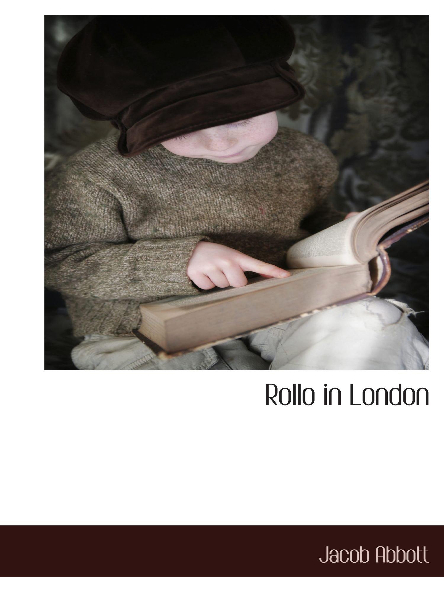Download Rollo in London pdf epub