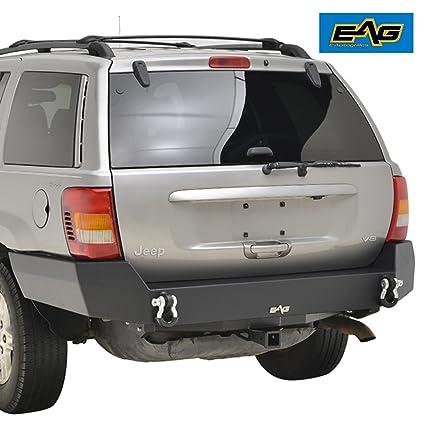 EAG 99 04 Jeep Grand Cherokee WJ Rear Bumper
