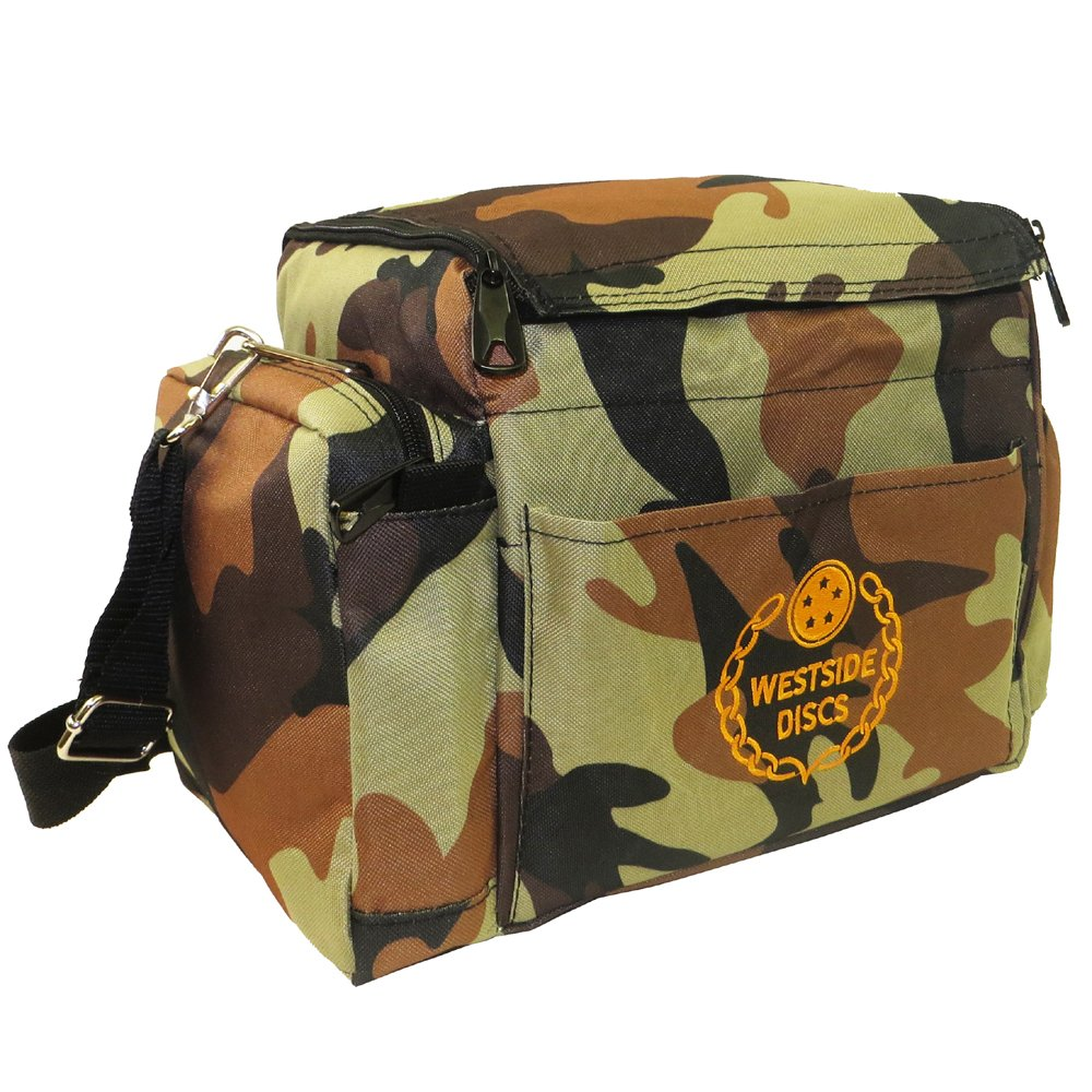 Westside Discs Cooler Disc Golf Bag - Desert Camo