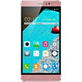 Kivors 6 Inch Android 5.1 Mobile Phone Unlocked 3G Smartphones SIM-Free 1GB+ 8GB 1.3GHz Quad Core Phone 5MP+2MP Dual Camera Dual SIM Card Dual Standby Mobile Phone Smartphone (Pink)