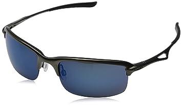 Oakley Herren Wire Tap Sonnenbrille, Schwarz (Carbon), 61