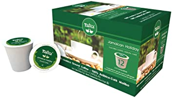 Cafe Tastlé Jamaican Holiday Single Serve Coffee, 12 Count
