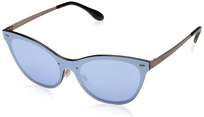 Ray-Ban RAYBAN JUNIOR 3580n, Gafas de sol para Mujer, Marrón ...