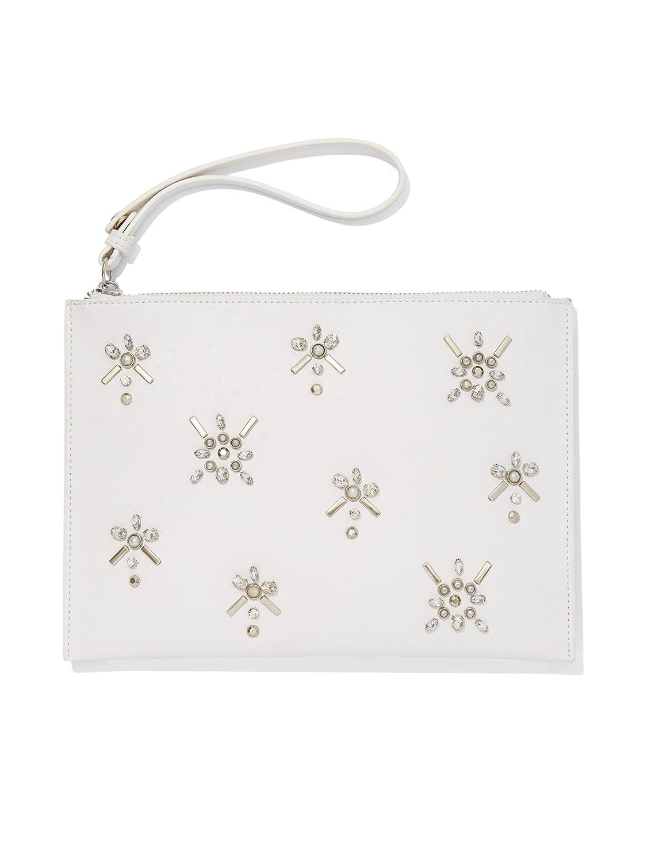 New York & Co. Women's Jeweled Pochette